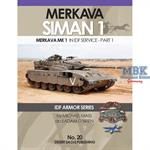 Merkava Siman 1 Mk. 1  in IDF Service Part 1