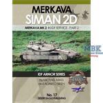 Merkava Siman 2D Merkava Mk 2 in IDF Service