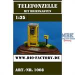 Telefonzelle & Briefkasten