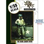 US Tank Crew WWII