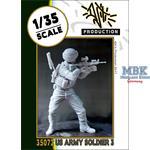 Modern US Army Soldier 3