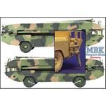 Beifahrer für M3 Amphibie