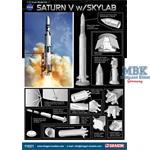 Saturn V with Skylab