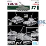 Syrian T-34/85
