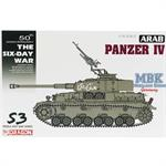 Arabic Panzer IV   Six day war
