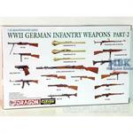 German Infantry  Weapon Set #2