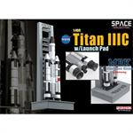 Titan IIIC w/Launch Pad