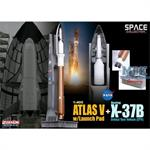 Atlas V w/Launch Pad + X-37B Orbital Test Vehicle