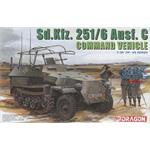 Sd.Kfz. 251/6 C - Command Vehicle