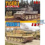 Tiger I Initial und Late bundle pack
