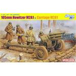 105mm Howitzer M2A1 & Carriage M2A1 with Crews ~ S