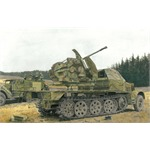 3.7cm FlaK 43 auf Sd.Kfz.7/2 ~ Smart kit