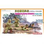 IJA Infanterie Peleliu 1944