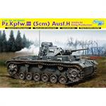 Sd.Kfz.141 Pz. Kpfw.III (5cm) Ausf. H, early
