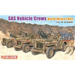 SAS Commander and 1/4-TON 4x4 Truck Crew