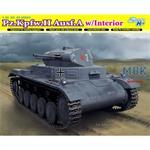 Pz.Kpfw.II Ausf.A w/Interior ~ Smart Kit