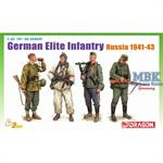 German Elite Infantry Russia 1941-43