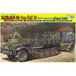 Sd.Kfz. 10/4 für 2cm FLAK 30 1940 w Ammo Trailer