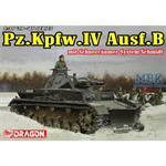 Panzer IV Ausf.B mit Schneeräumer System Schmidt