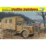 Sd.Kfz.3 Maultier Ambulance ~ Smart Kit