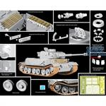 Panzerkampfwagen VI(P) w/Zimmerit
