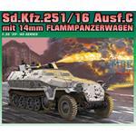 Sd.Kfz. 251/16 Ausf. C Flammpanzerwagen
