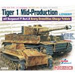Tiger I Mid w/Zimmerit + Borgward Ladungsleger