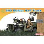 SAS Raider 4x4 Truck