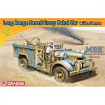 Long Range Desert Group Patrol Car w/2cm Cannon