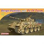 Berge-Panther mit aufgesetztem Pz.IV Turm