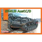 StuG III Ausf C/D    1/72