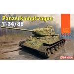 Panzerkampfwagen T-34/85   1/72