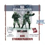 Axis Sturmgrenadiere