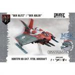 Horten HO-347 Aircrtaft