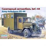 ZiS-44 russ. ambulance