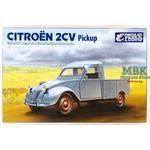Renault 2CV Transporter1:24