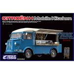 Citroen H mobile Kitchen 1:24