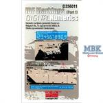IDF Markings (part 1) Digital Numerics