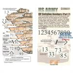US Army OIF Battalion Numbers (Part 2)