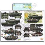 Ukrainian AFVs  Pt 2: BMP-1, BMP-2 & T-64BV