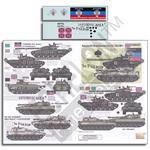 Novorossian AFVs Pt 5: T-72B1(ERA),2S1 & BMP-2