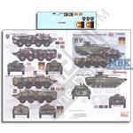 Novorossian AFV Ukraine-Russia Crisis 8 BTR80 BMP2