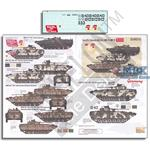 Soviet AFVs Afghanistan War Pt 1: BMP-1P & BMP-2D