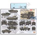 Soviet AFVs Afghanistan Pt4 Shilka,BMD1, BRDM Ural