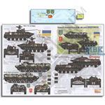 Ukrainian AFV´s Pt 10 BMD1,BMD2 & MT-LB