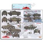 Novorussian AFV´s Pt 10 BRDM-2 & BMD-2