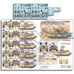 3rd ACR ;1A2 Abrams OIF  1/48