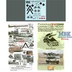 Canadian Leopard C2A1 MEXAS markings (Pt3)