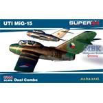 UTI MiG-15 Dual Combo    1:144