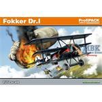 Fokker Dr. I   Profipack  1/72
